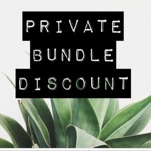 🌿Bundle for Discount 🍃or a Private Discount